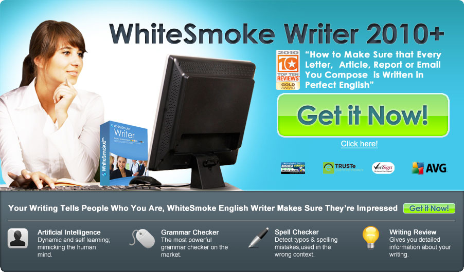 whitesmoke essay writing software English writing software - whitesmoke essay writing video with three full whitesmoke - write your fresh content like a seasoned.