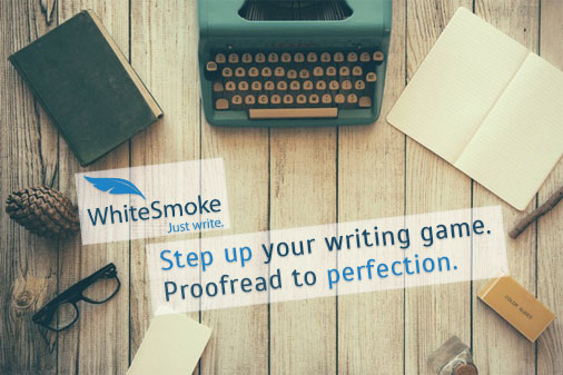 WhiteSmoke Proofreading